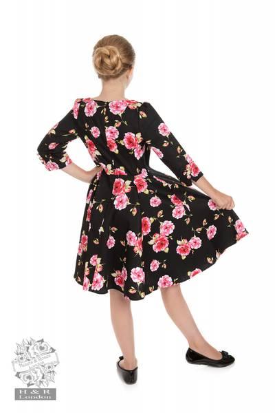 Ava Floral Swing Little Lady